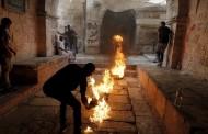 قرار صهيوني بقنص ملقي الزجاجات الحارقة على الجيش في القدس